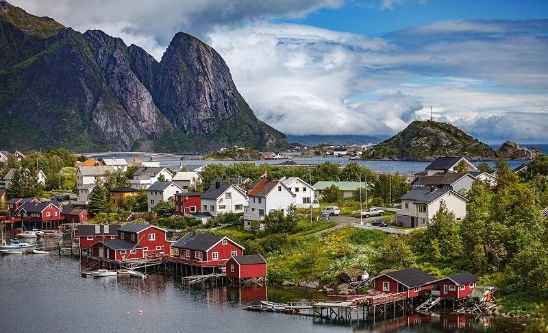 راه های مهاجرت به نروژ