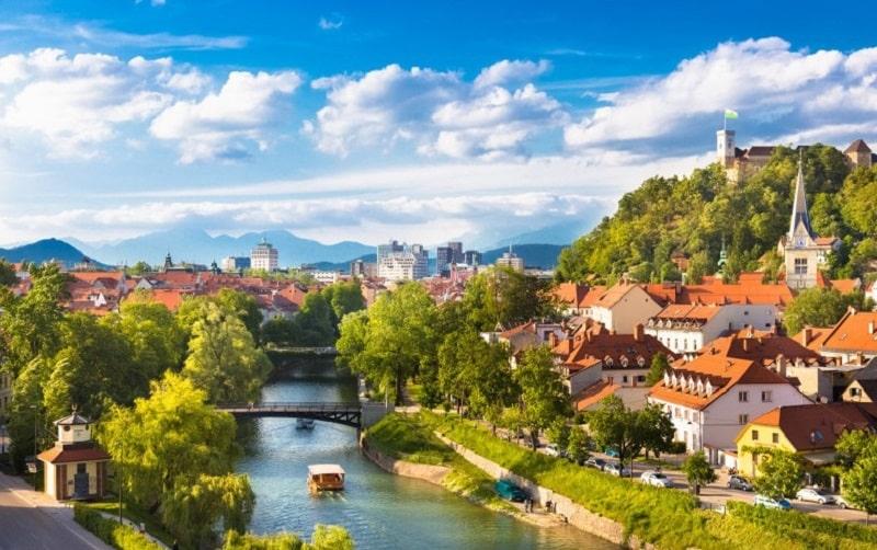 راه های مهاجرت به اسلوونی