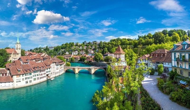 راه های مهاجرت به سوئیس