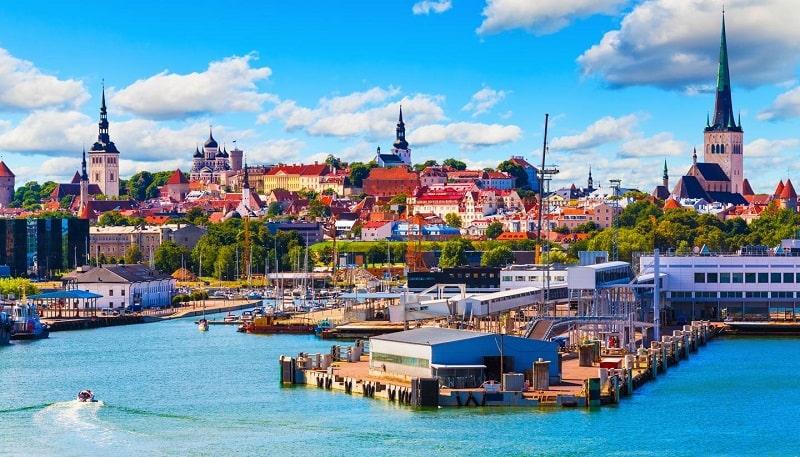 راه های مهاجرت به استونی