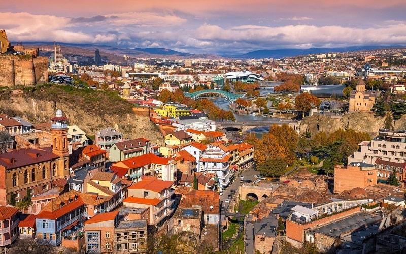 راه های مهاجرت به گرجستان
