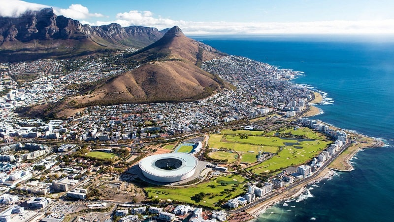 دریافت اقامت آفریقای جنوبی