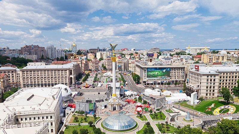 دریافت اقامت اوکراین